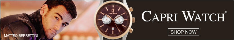 Capri Watch, Tennis
